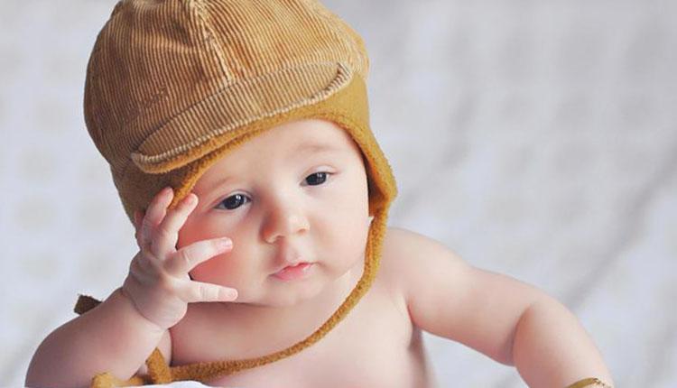вытерся затылок у ребенка